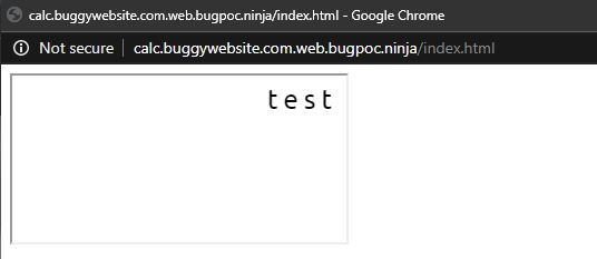 PoC execution on BugPoc